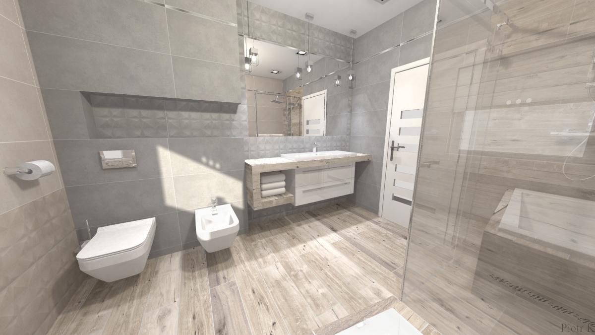 Projekty łazienki Tarnowskie Góry Salon łazienek