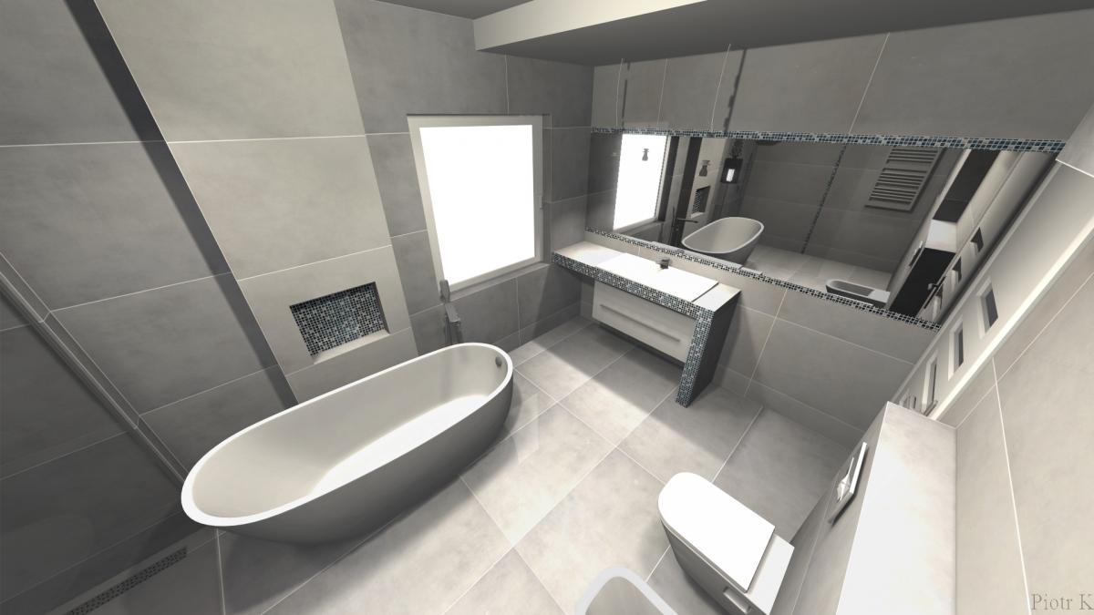 Projekty łazienki Chorzów Odbierz 100 Darmowy Projekt Bez