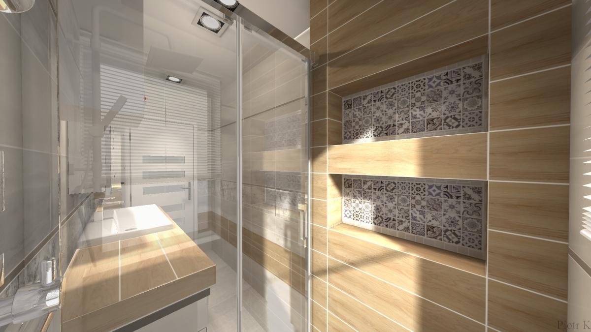 Projekty łazienki Zabrze Salon łazienek Wykonujemy W 100