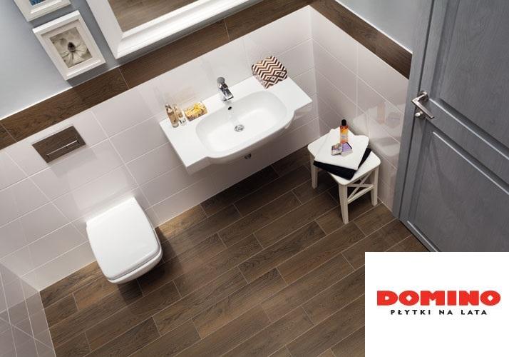 Płytki Drewnopodobne Deski Salon łazienek