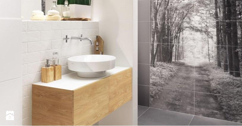 Płytki Tubądzin Salon łazienek